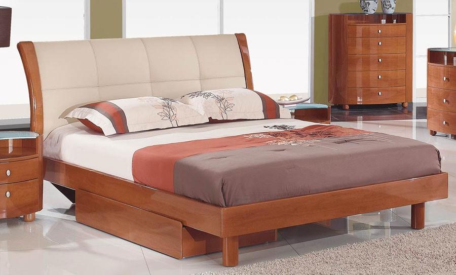 Evy Bedroom Set Star Modern Furniture