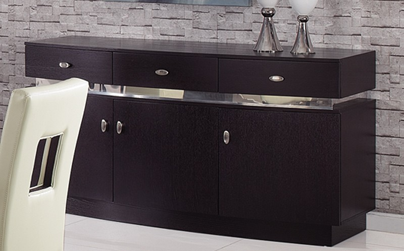 G 270 modern style buffet buffets dining room star for Contemporary sideboards for dining room