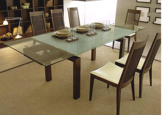 Calligaris Hyper Dining Table CS/416 XR