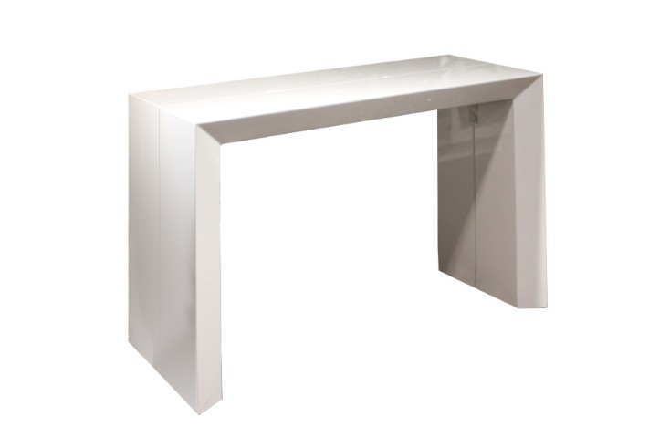 Bellini Extendable Console Table Modern Dining Dining