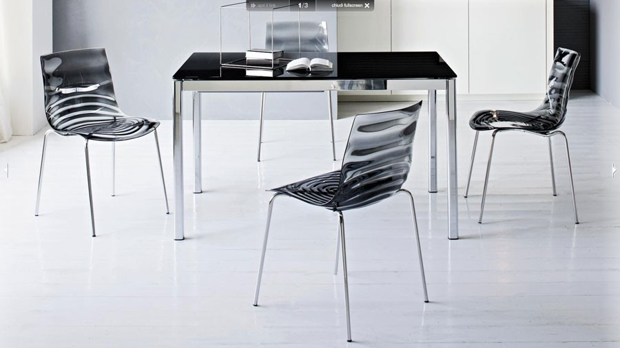 Calligaris L Eau Chair Chairs Dining Room Star Modern