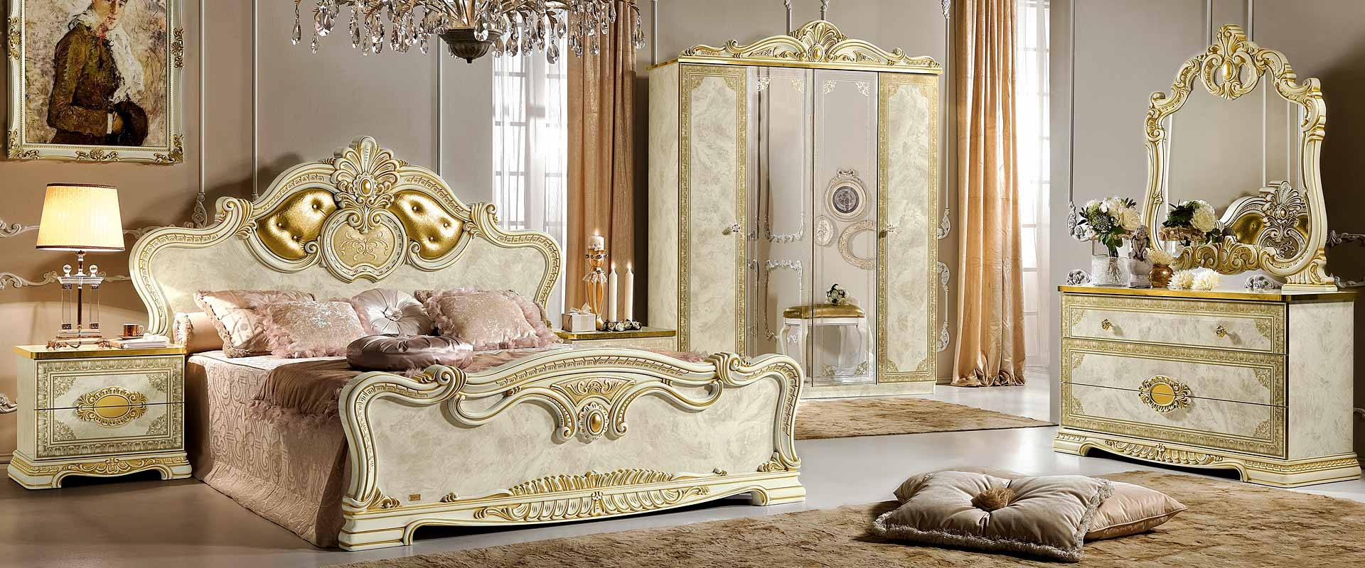 Leonardo Bedroom N Bedroom Star Modern Furniture
