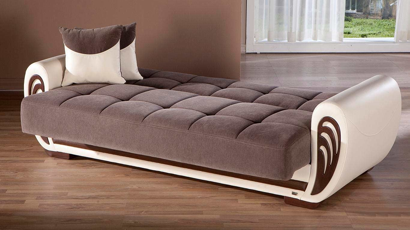 Margo Sofa Bed With Storage Star Modern Furniture