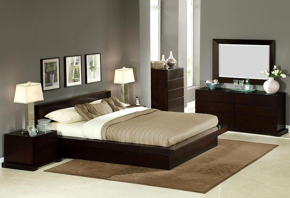 King Size Bed End Tables