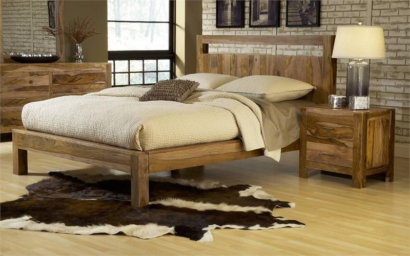 Atria Platform Bed Star Modern Furniture