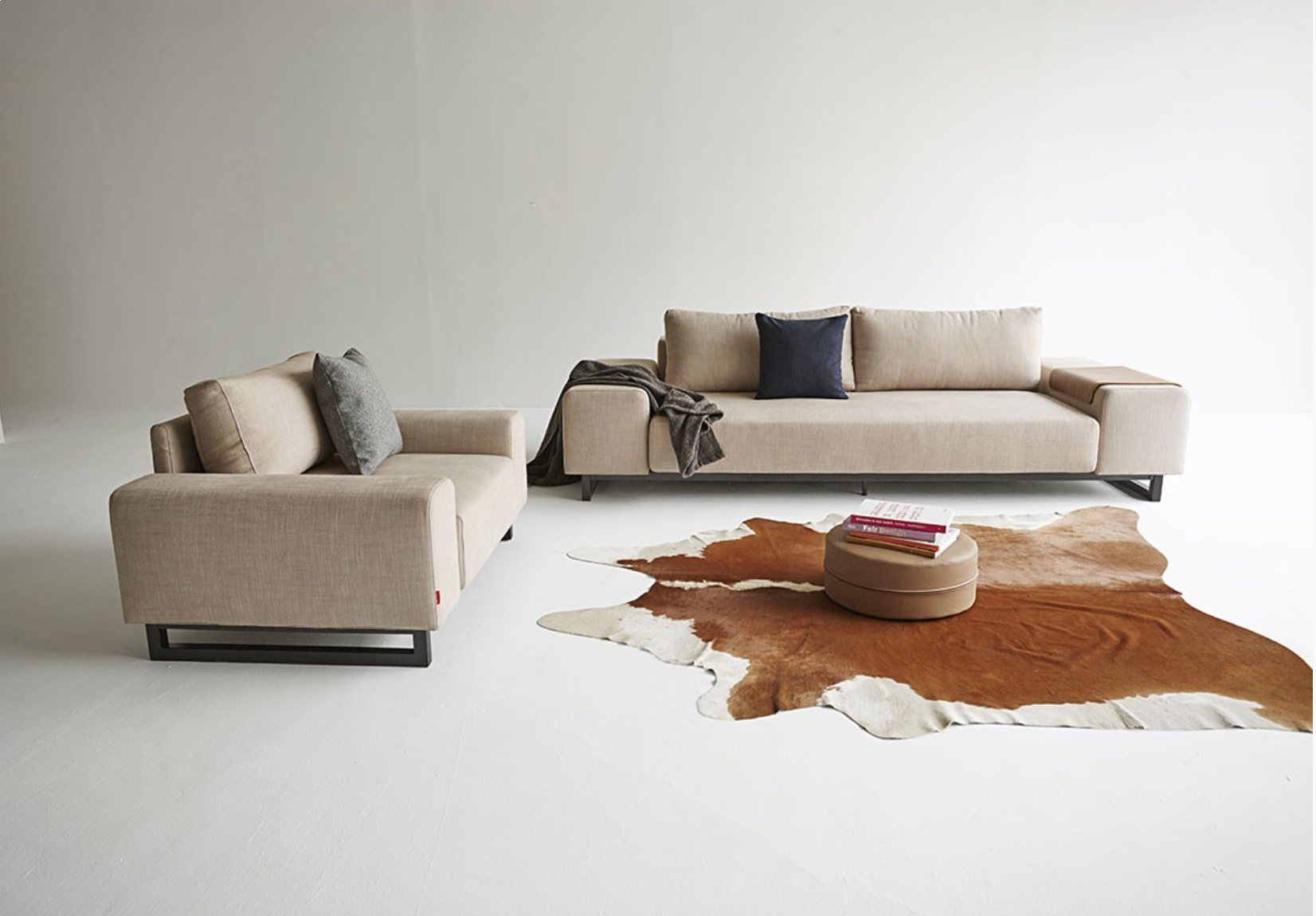 Grand Deluxe Excess Lounge Sofa bed by Innovation - Sofa Beds Star ...
