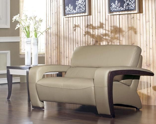 Sydney-Leather Modern Living Room Sofa Set Star Modern