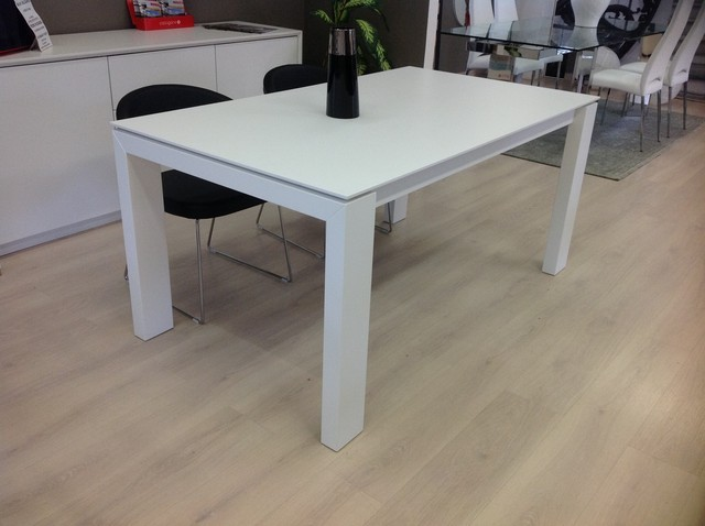 sigma glass dining table calligaris furniture brands