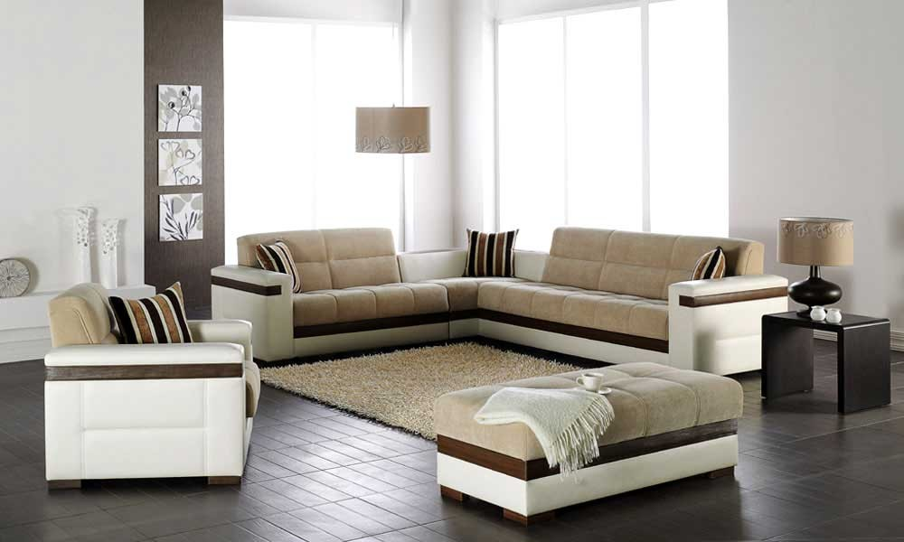 Star Sofa Bed Sectional - Fabric Sectionals - Living Room ...